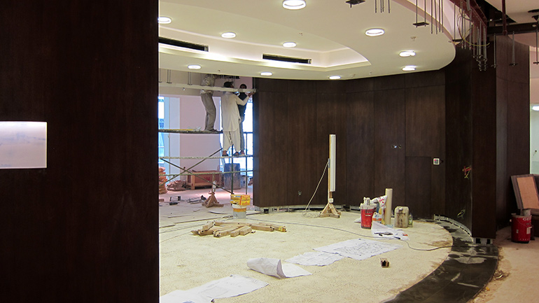 Conference Room (construction)
