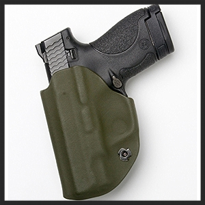 M&P Shield PJ Holster IWB