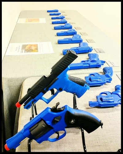 B.A.B.S Firearms Training