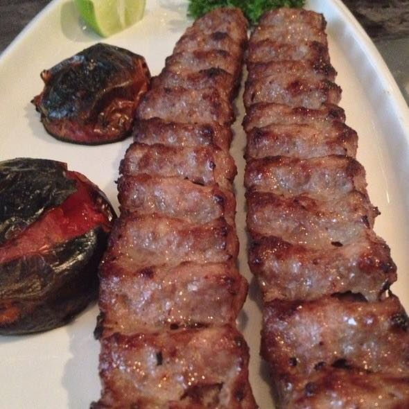 Koobideh Kebab (Ground Beef)