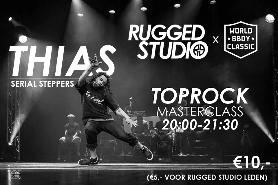 Thias Masterclass Rugged Studio