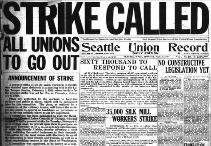 Seattle General Strike, 1919