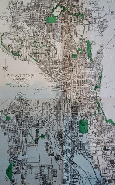 Seattle, 1920 (Seattle Public Library)
