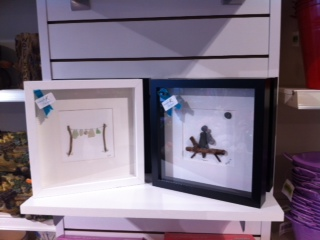 My work on display
