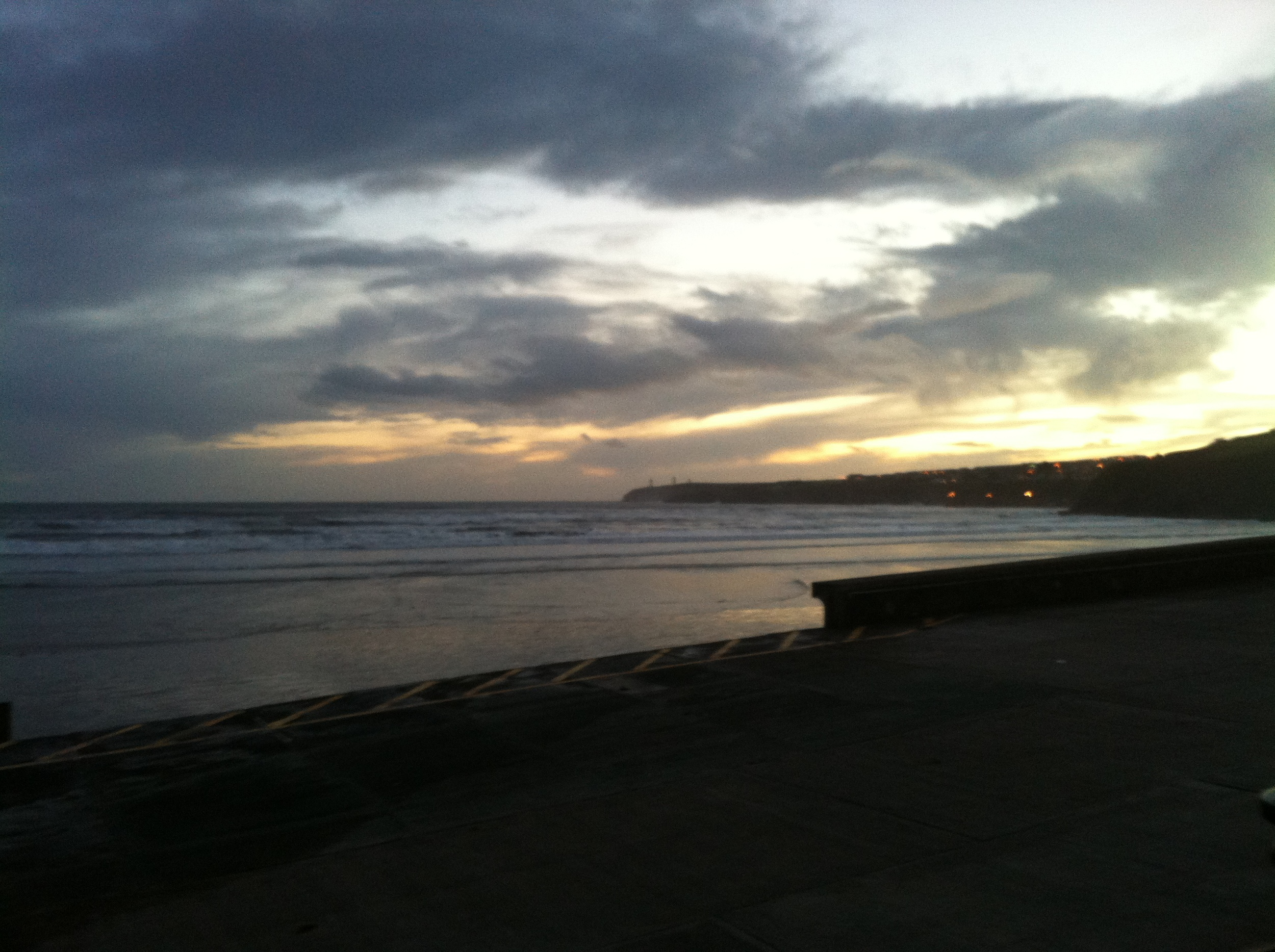 Tramore Beach, Waterford.