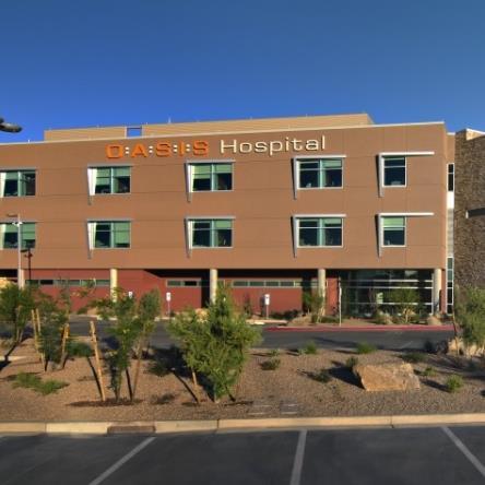 Oasis Hospital- Southwest Orthopedic & Spine