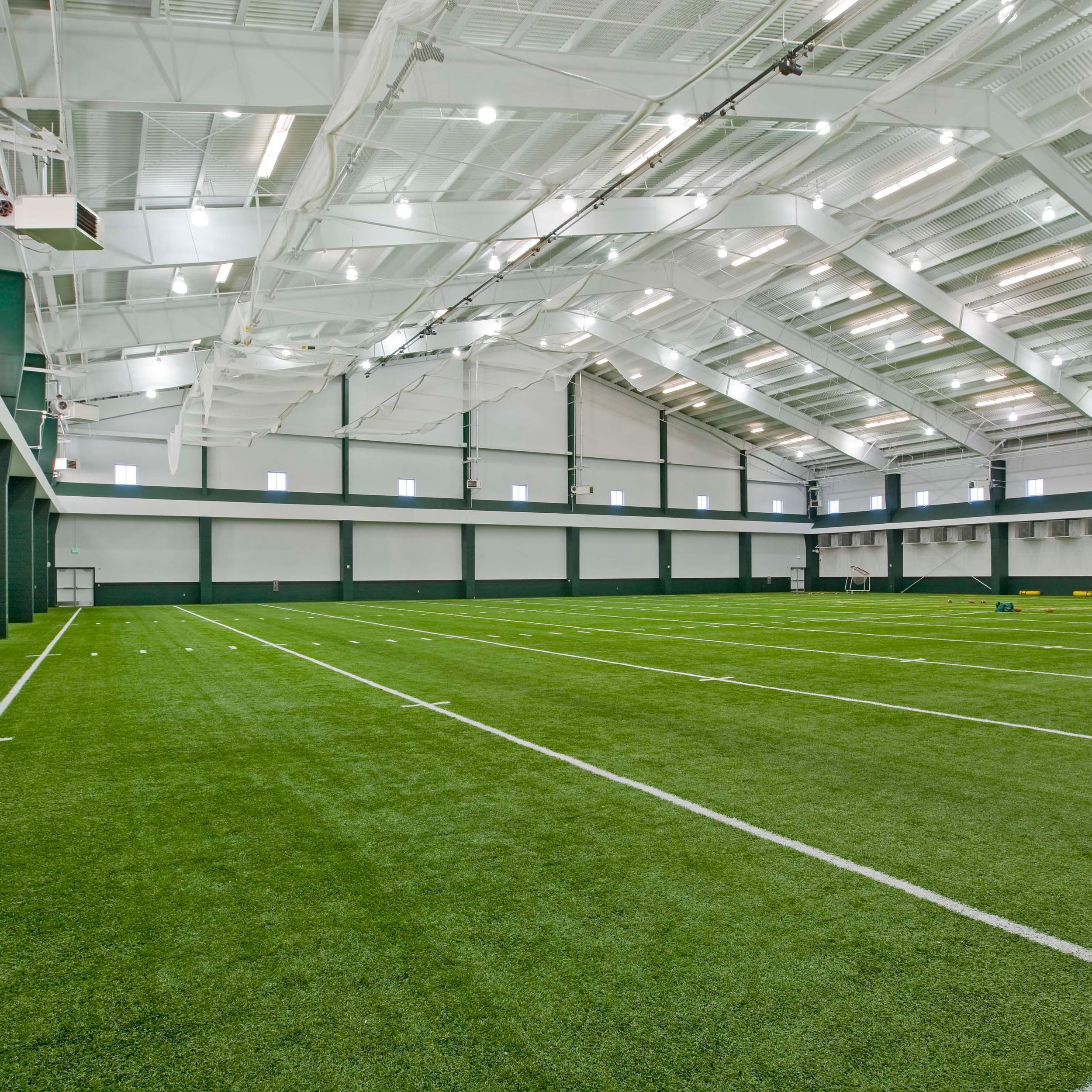 Prosper High School and Indoor Practice Arena
