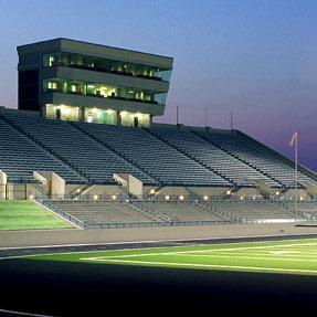 Plano ISD Kimbrough Stadium