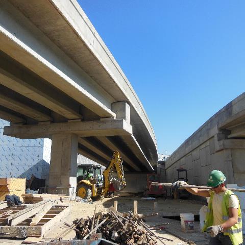 DFW Terminal A Bridge