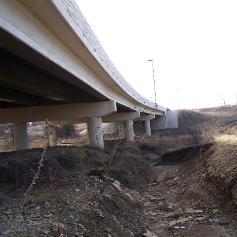 Lebanon Road Bridge