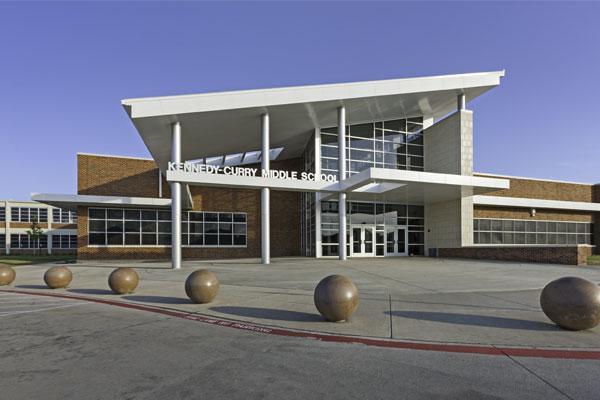Kennedy-Curry Middle School - Dallas, Texas