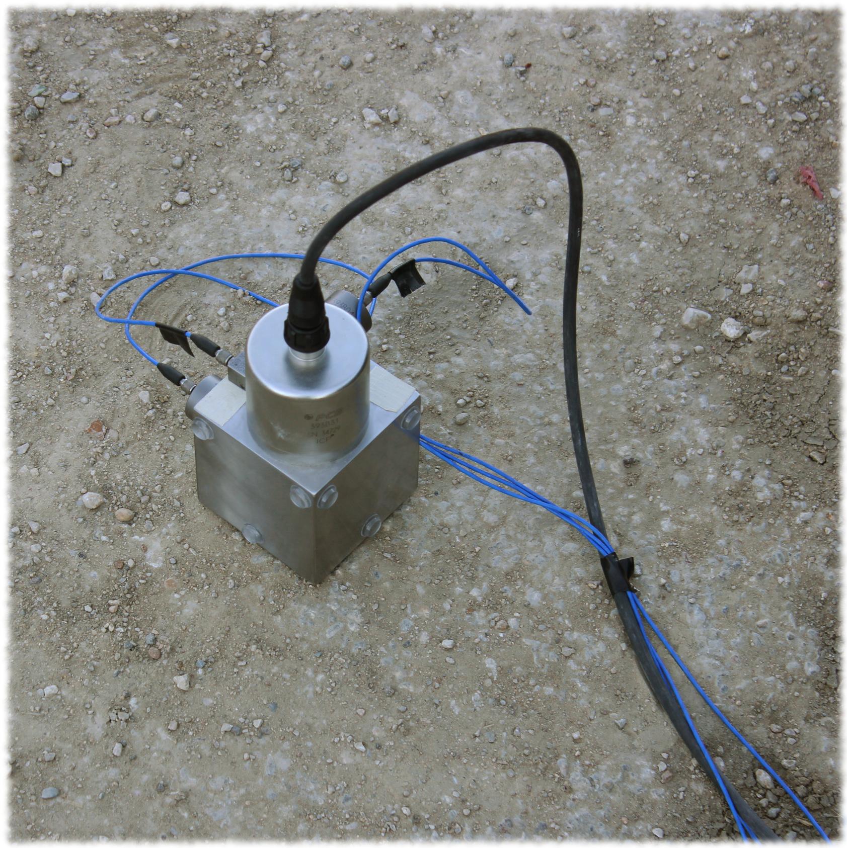 3-Axis Accelerometer Measurement