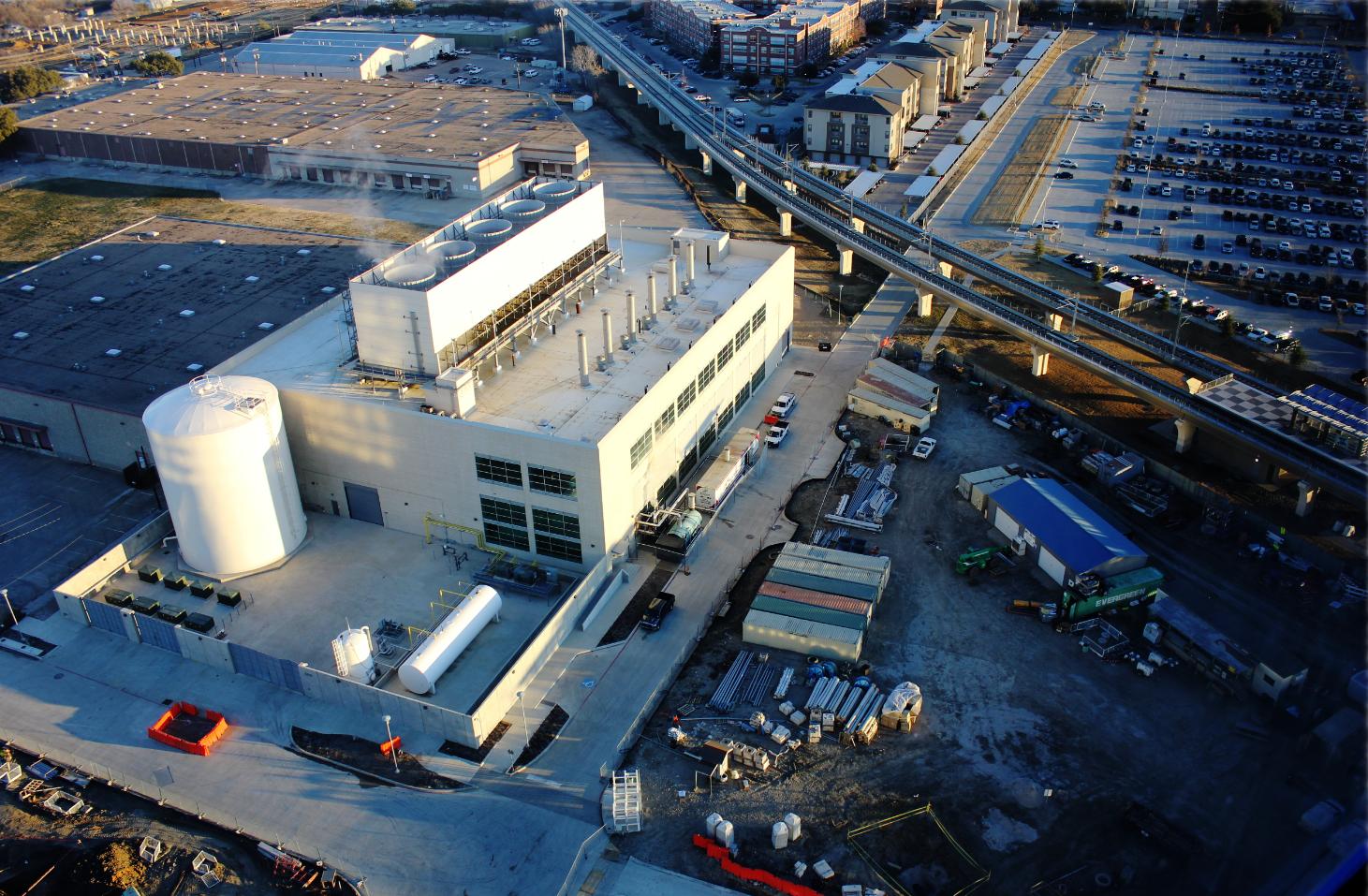 Future Building Site