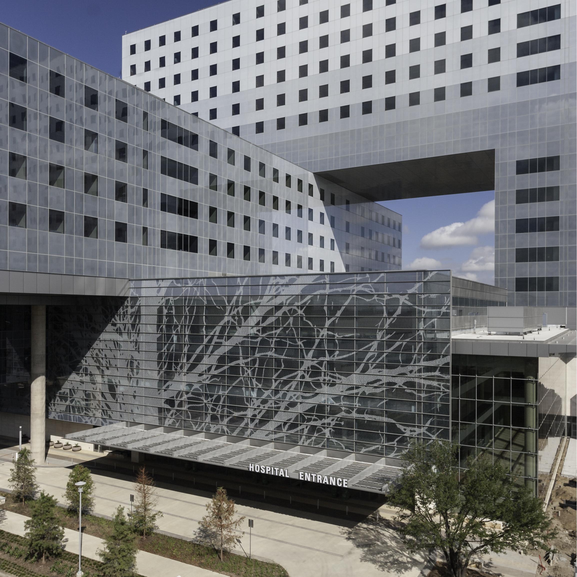 Parkland Health & Hospital System |New Parkland Hospital