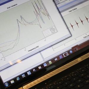 Portable Vibration Measurement System