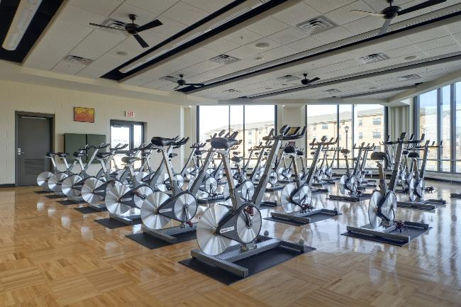 Midwestern State University Student Wellness Center