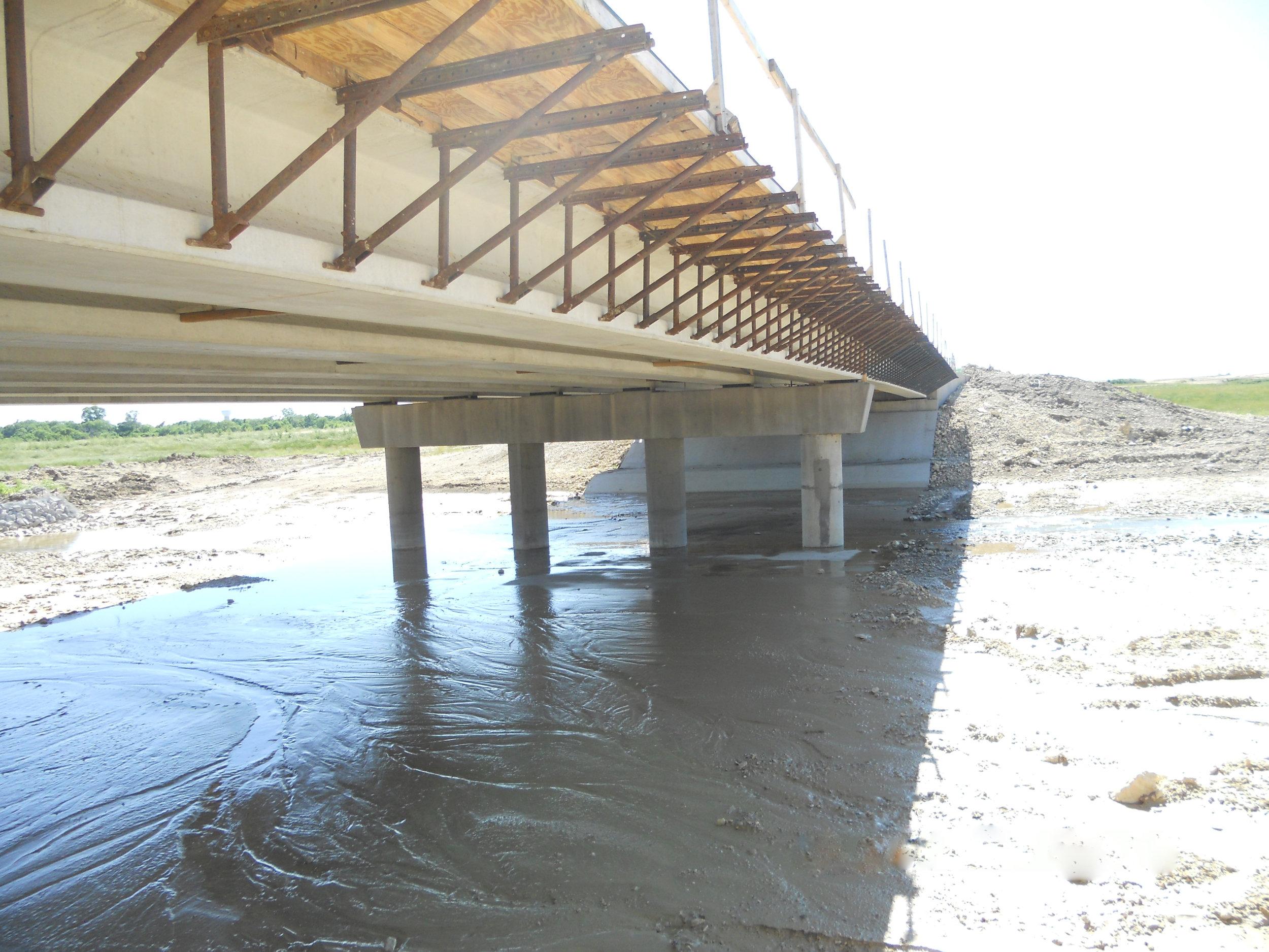 Copper Creek Crossing Bridge