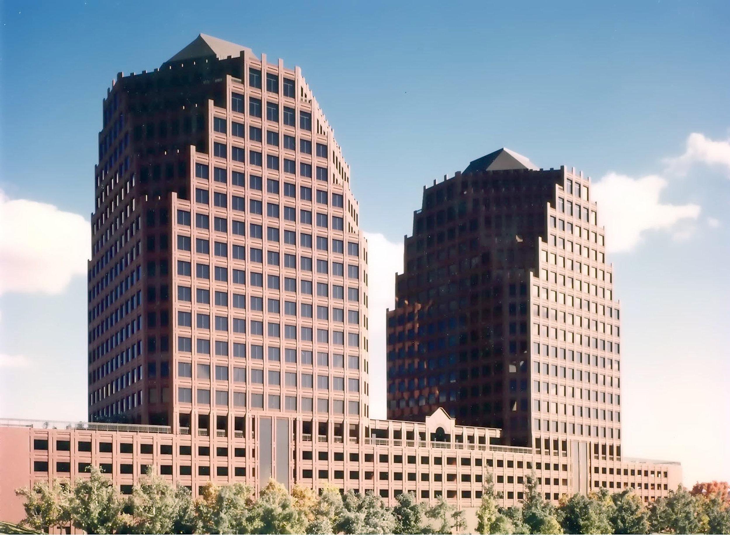 Twentieth Century Towers I & II