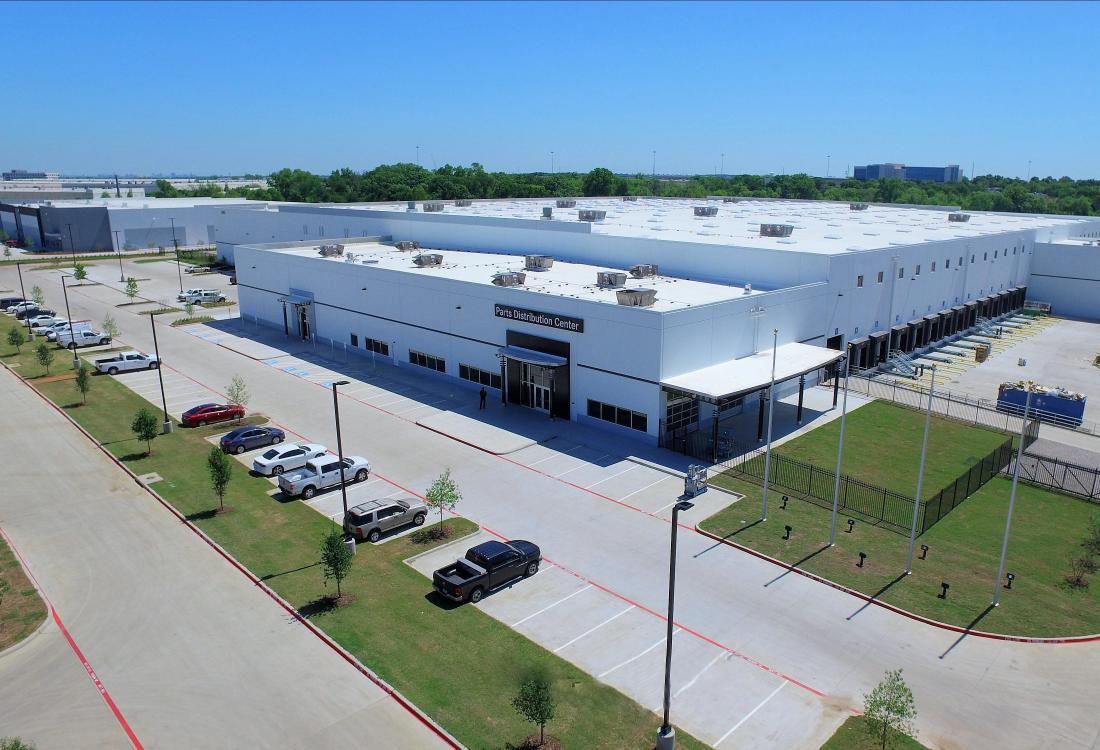 Mercedes Benz Parts Distribution Center