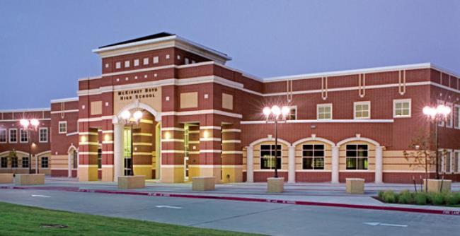 McKinney Boyd High School
