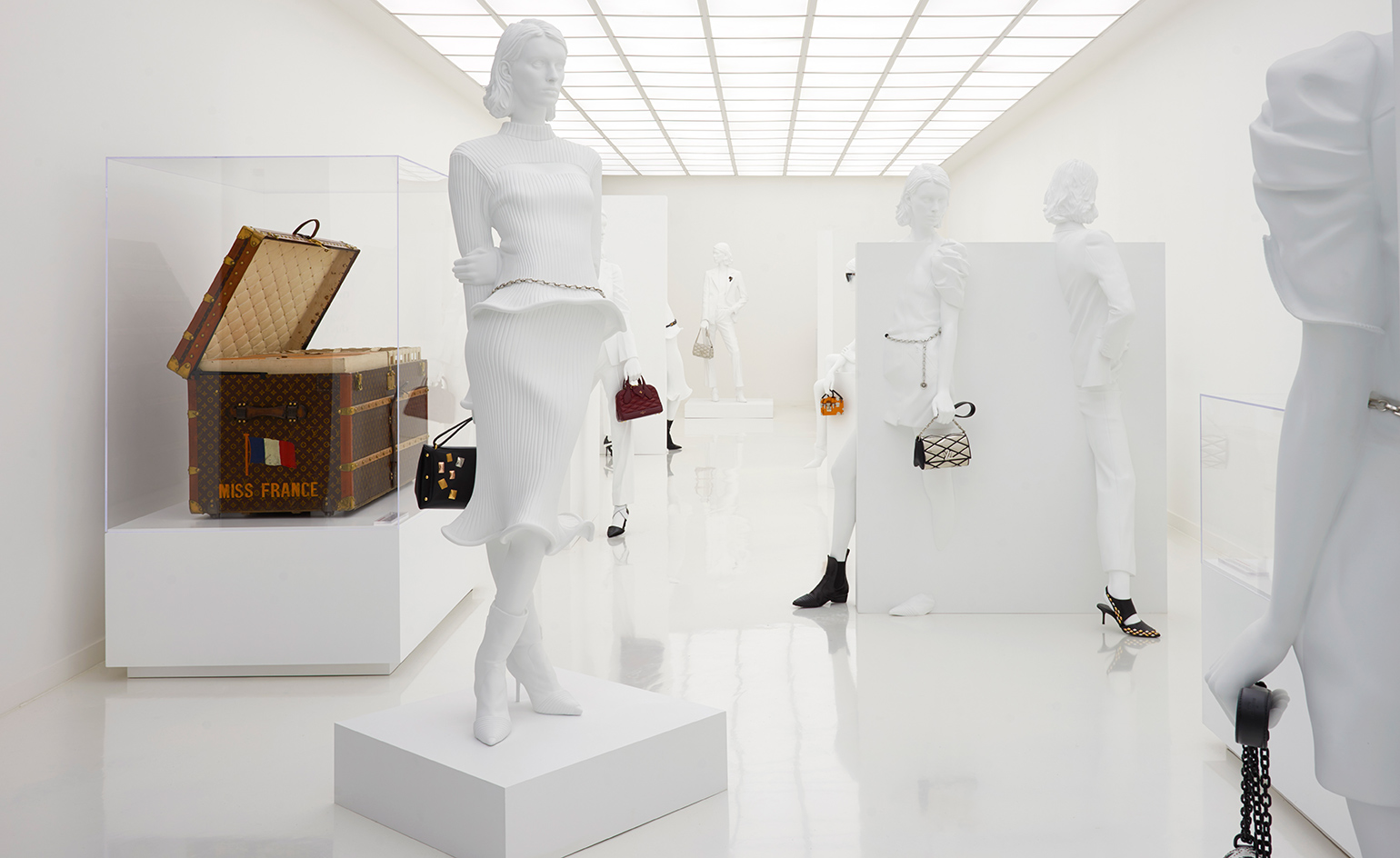A fashion journey: Louis Vuitton unveils Series 3 exhibition in London