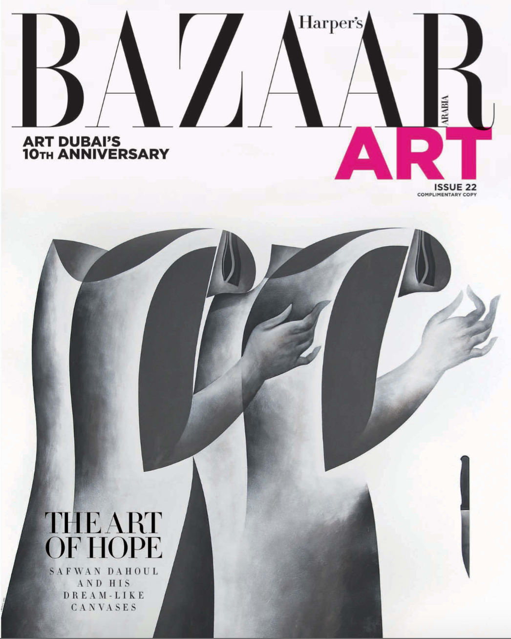 Harper's Bazaar Arabia Art