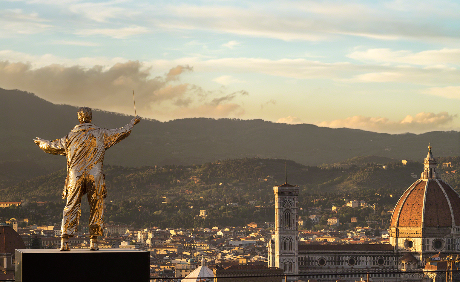 Renaissance man: Jan Fabre's sculptural dialogue with Florence