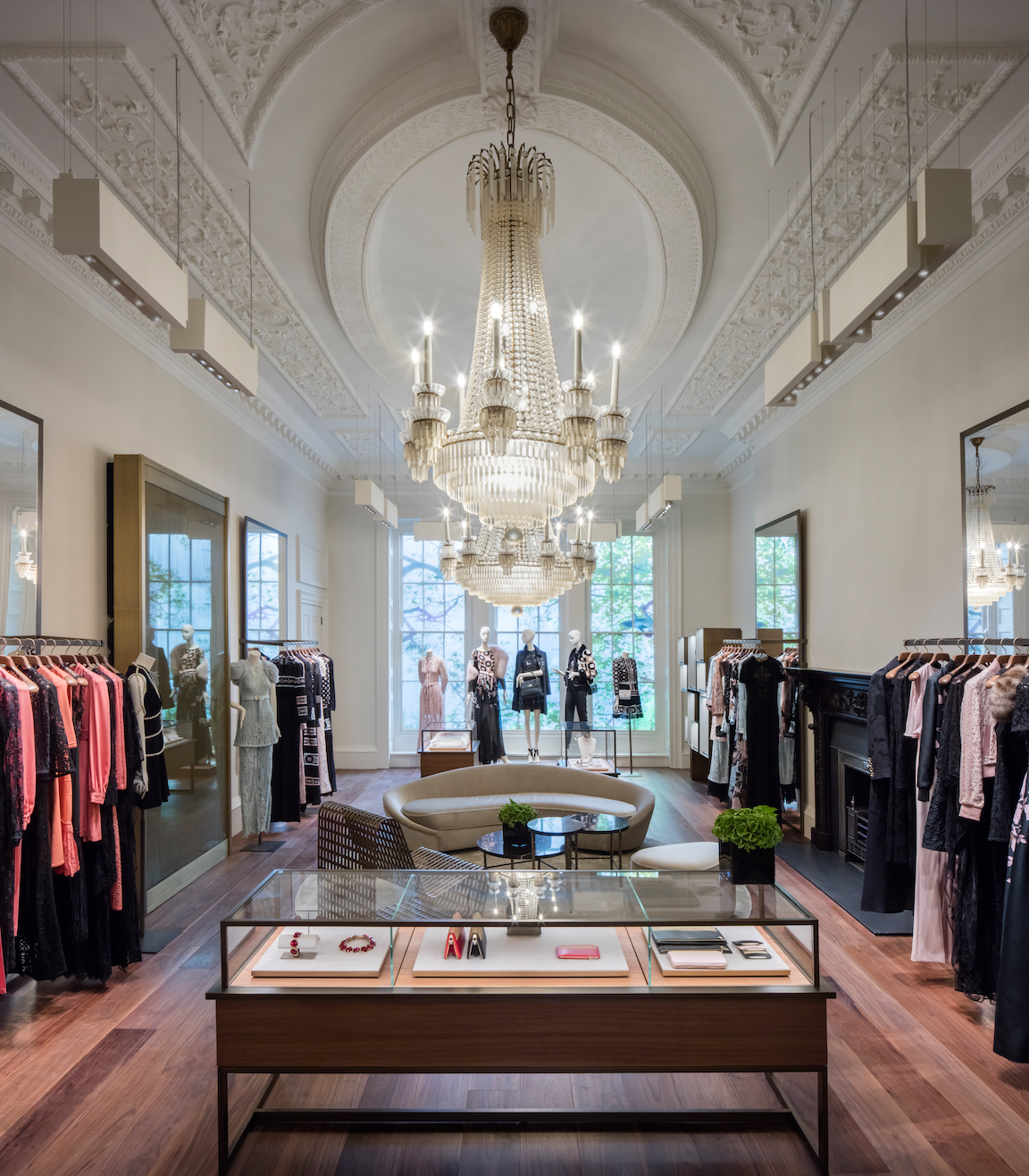 Haute house: Elie Saab opens its first London flagship