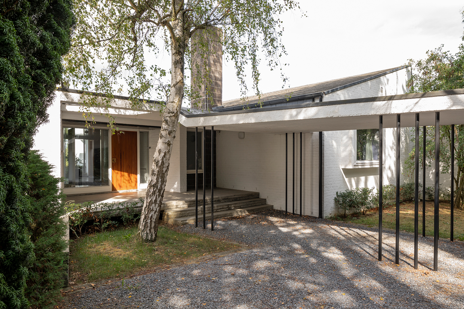 Modernist villa for sale in Brabant, Belgium