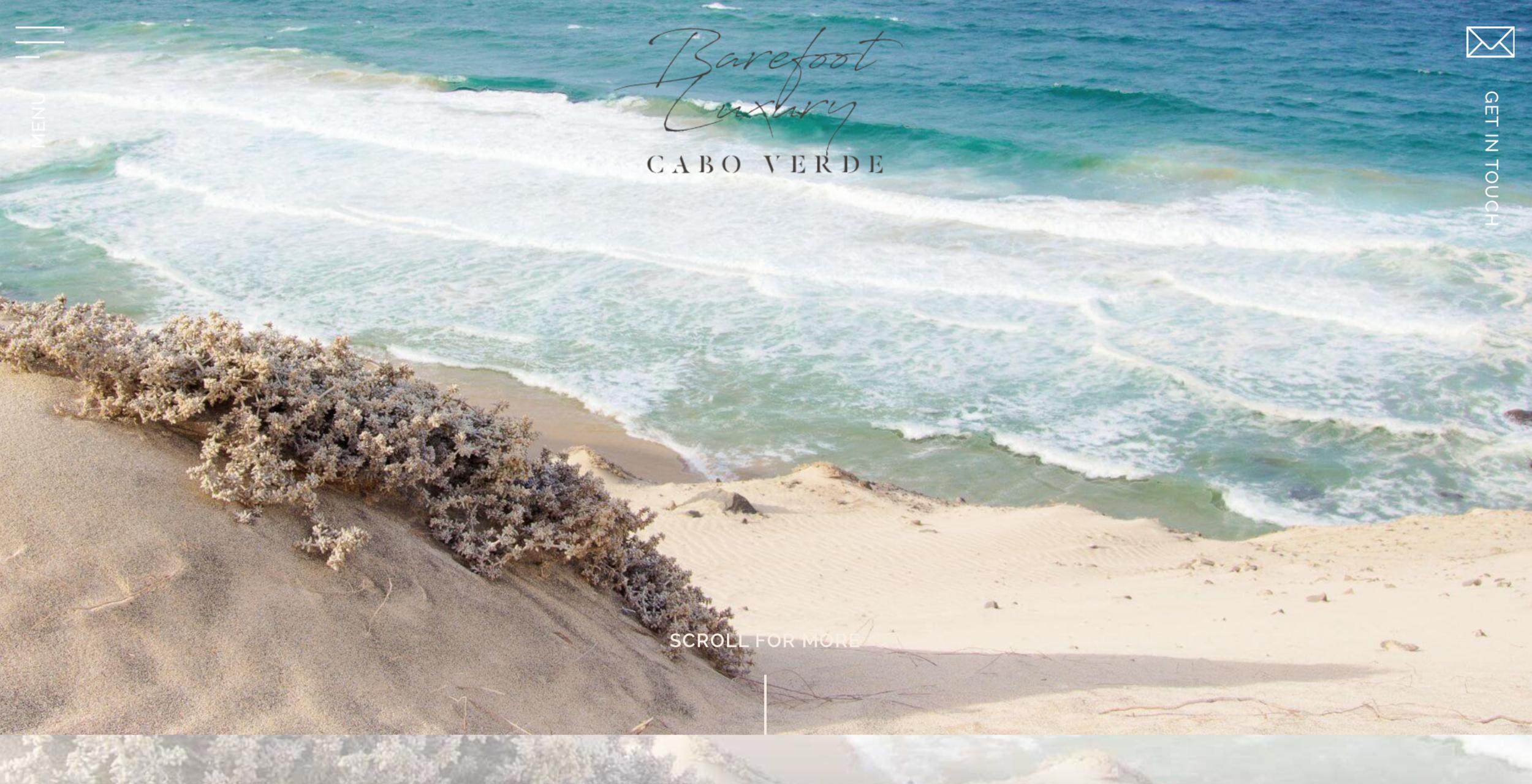 Barefoot Luxury Cabo Verde