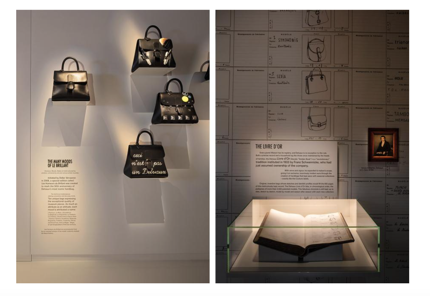 Delvaux opens Brussels' museum with a surreal touch