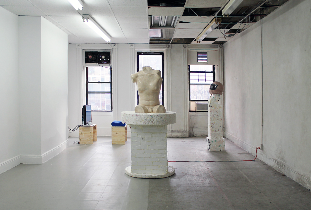 Group Exhibition Installation View:THE VALUE OF THE PRODUCT OF THE PERIOD or VALUE OF THE PRODUCT OF THE PERIOD or PRODUCTS OF SOCIAL MEMORY or PRODUCTS OF VALID MEMORY or PRODUCTS OF VALUED MEMORY