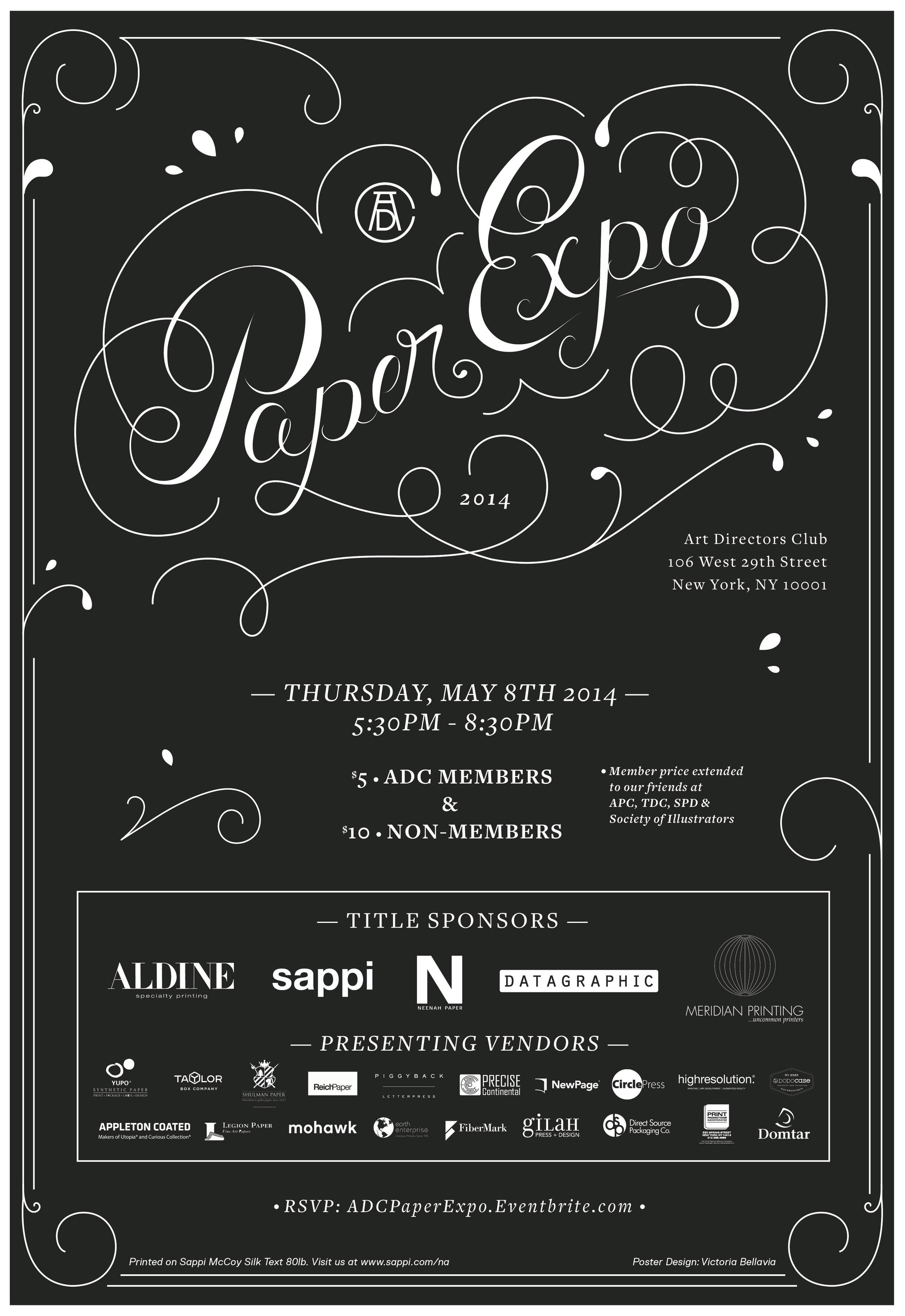 Paper Expo 2014