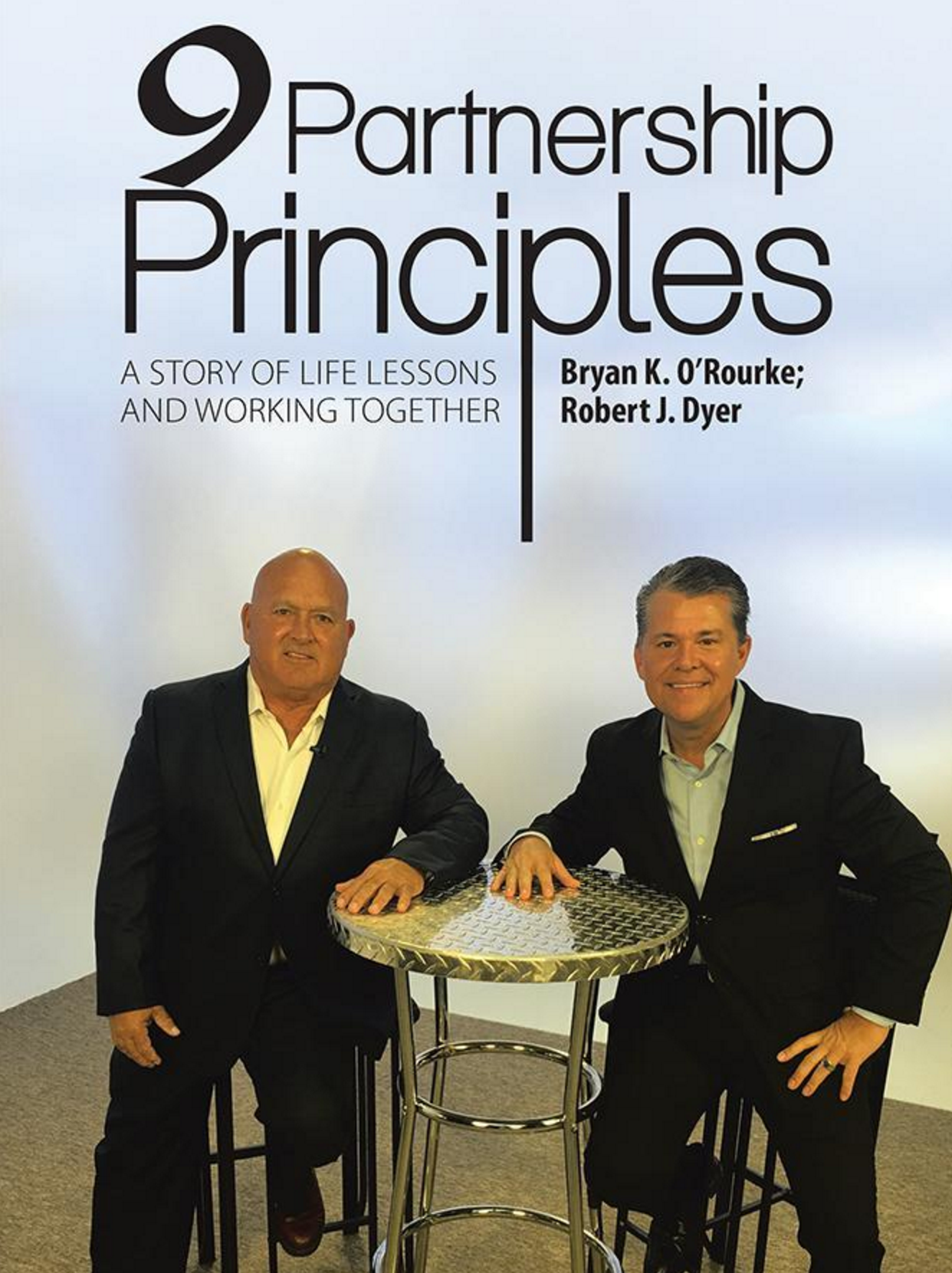 9 partnership principles robert dyer bryan k o'rourke fitness technology podcast