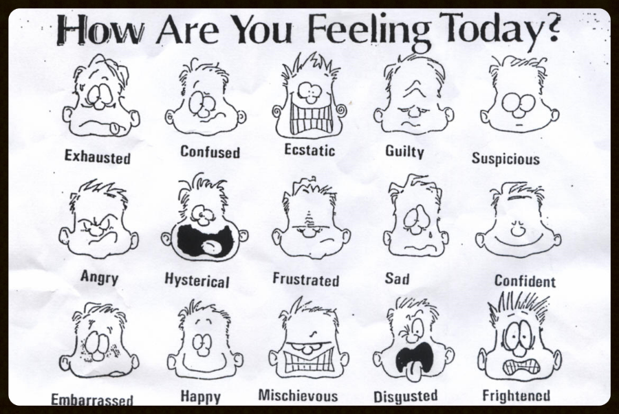 every emotion
