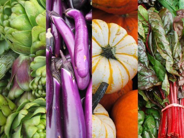 Fall Seasonal Foods
