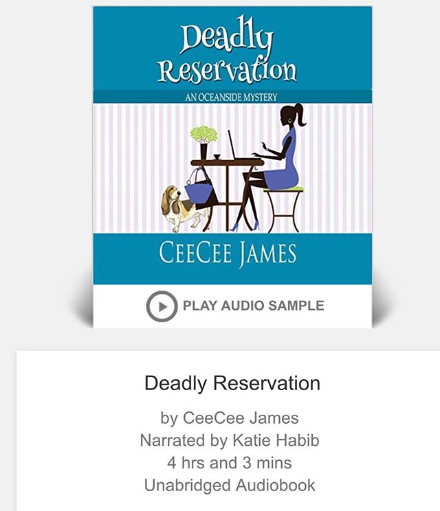 Woot! The second book in the series is out now too. I'm having a blast narrating audiobooks and working with producer-extraordinaire @joelkutz 🎉🎊💃🏻💃🏻