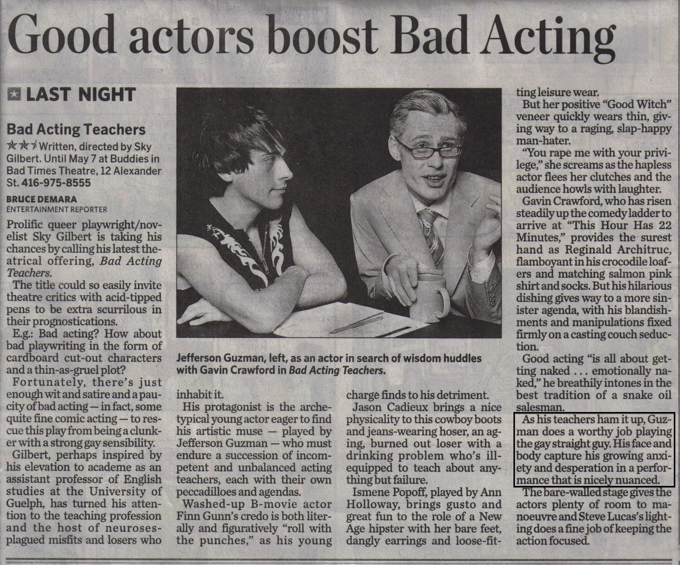 BAT Toronto Star review # 2.jpg