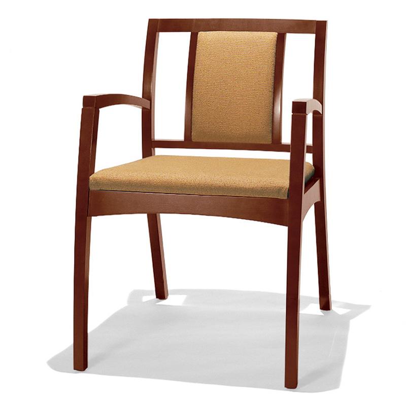 vertical upholstered insert