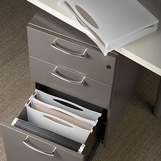 file hanger