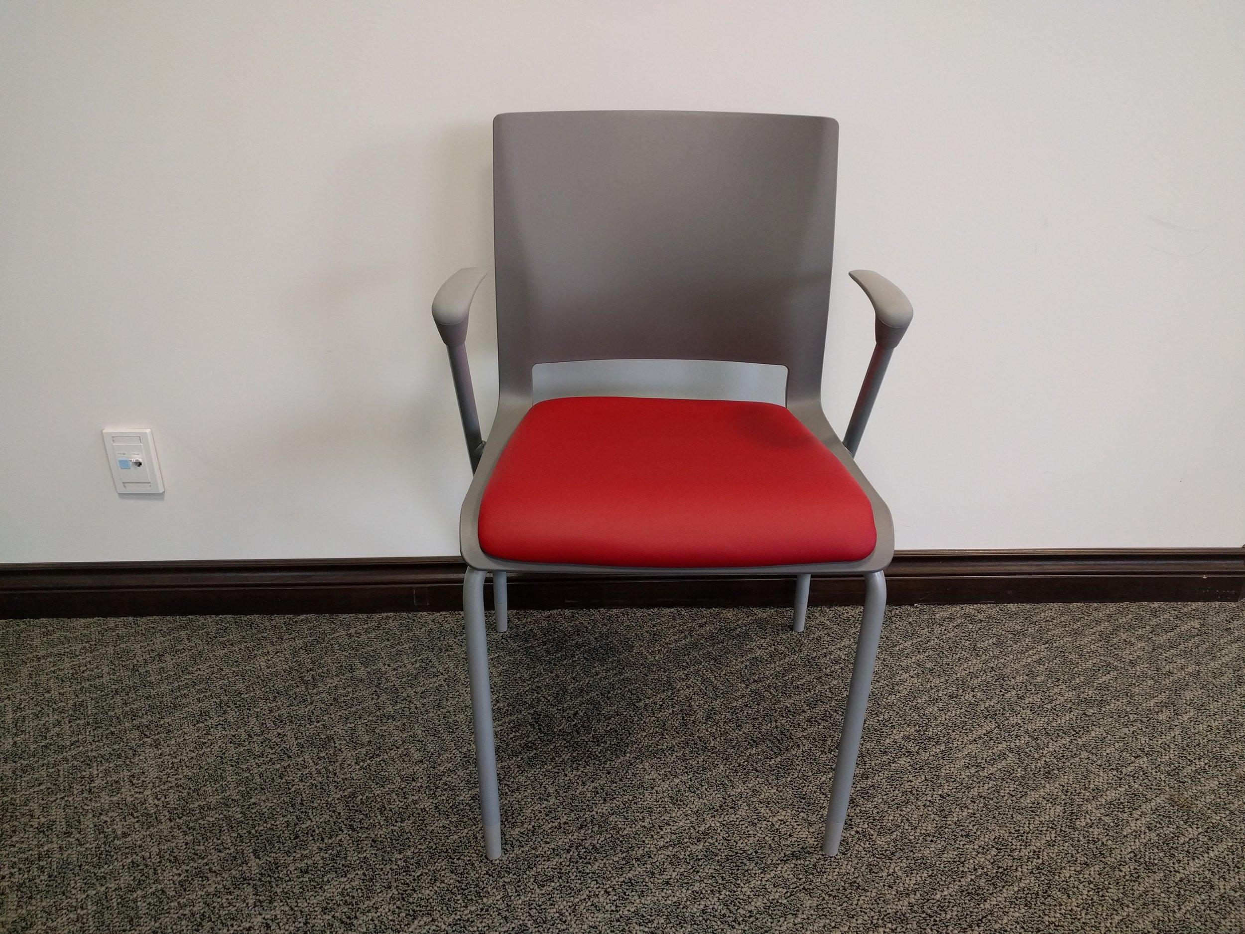 RIO Chair w/ vinyl Cushion
