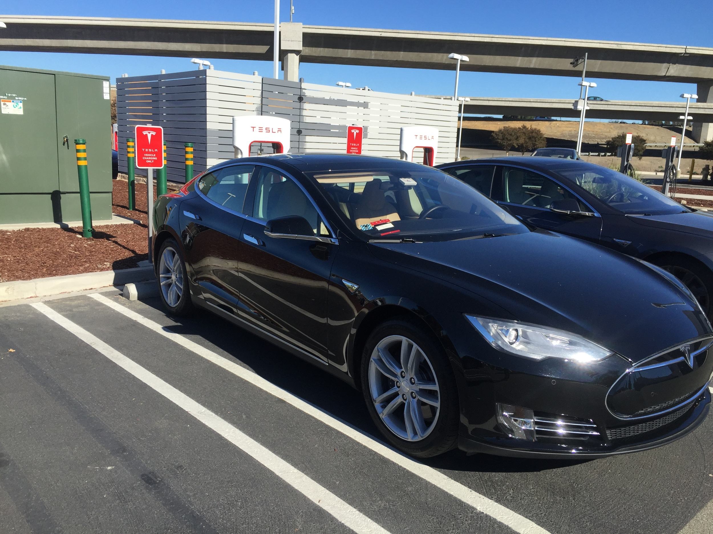 Supercharging at Dublin