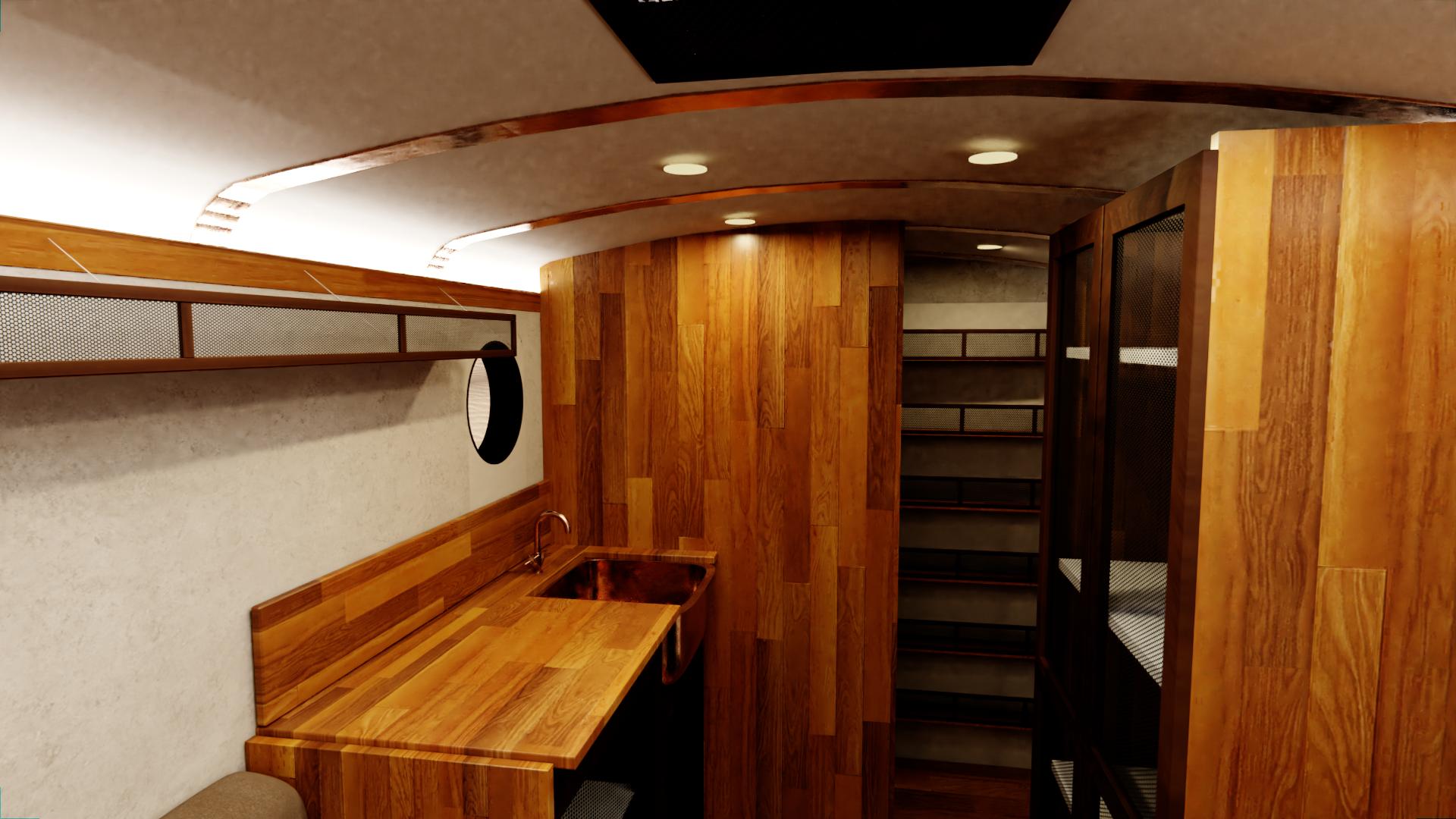 Interior design thinking