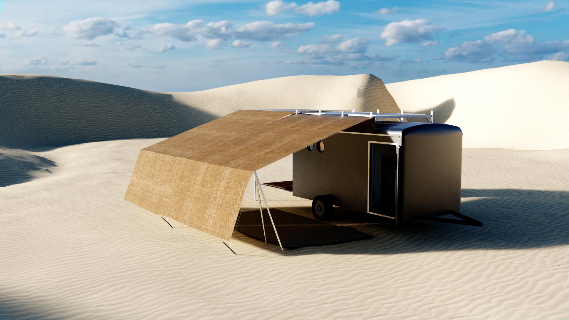 Ideas for a custom canopy