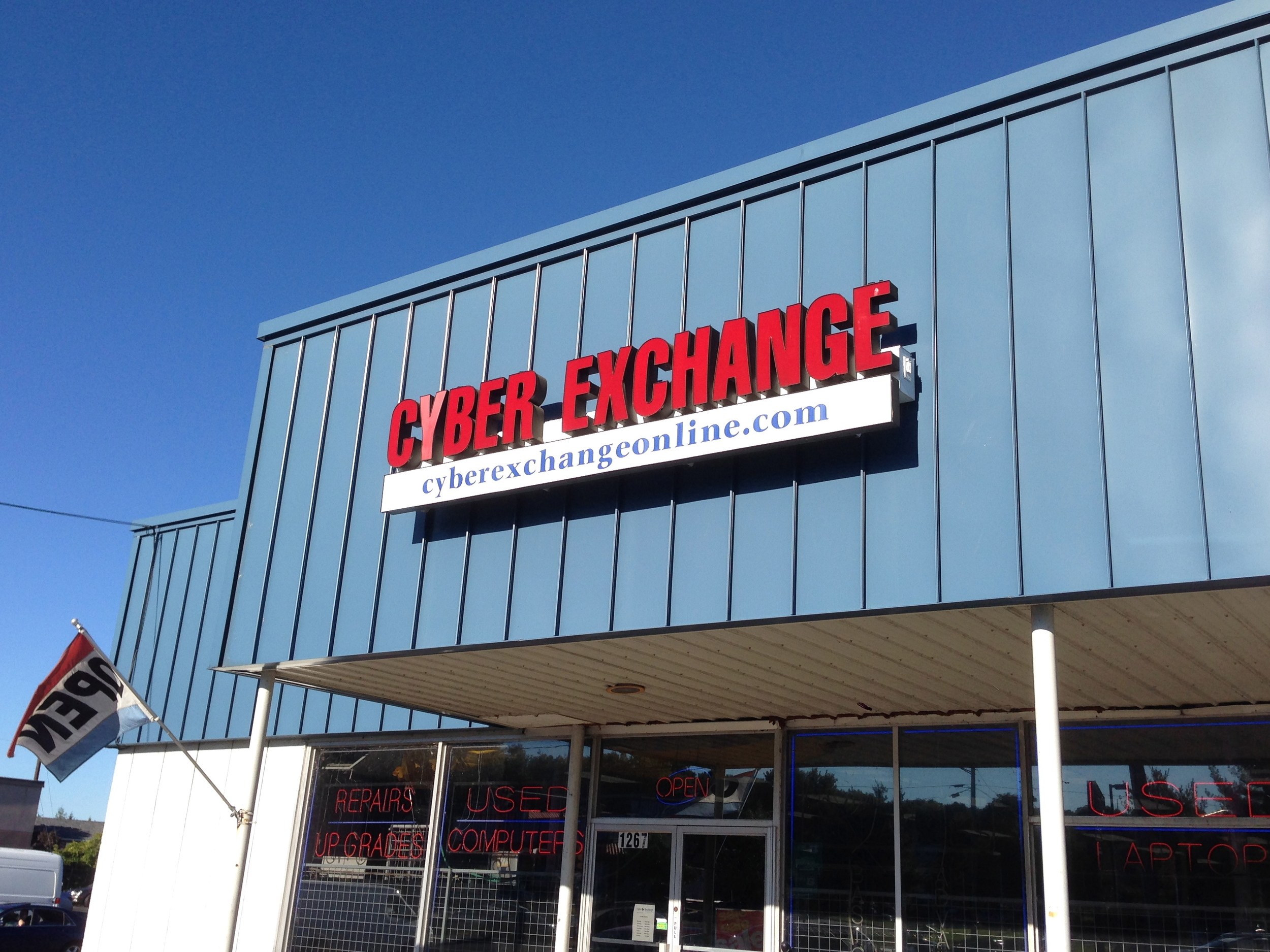 Cyber Exchange West Springfield