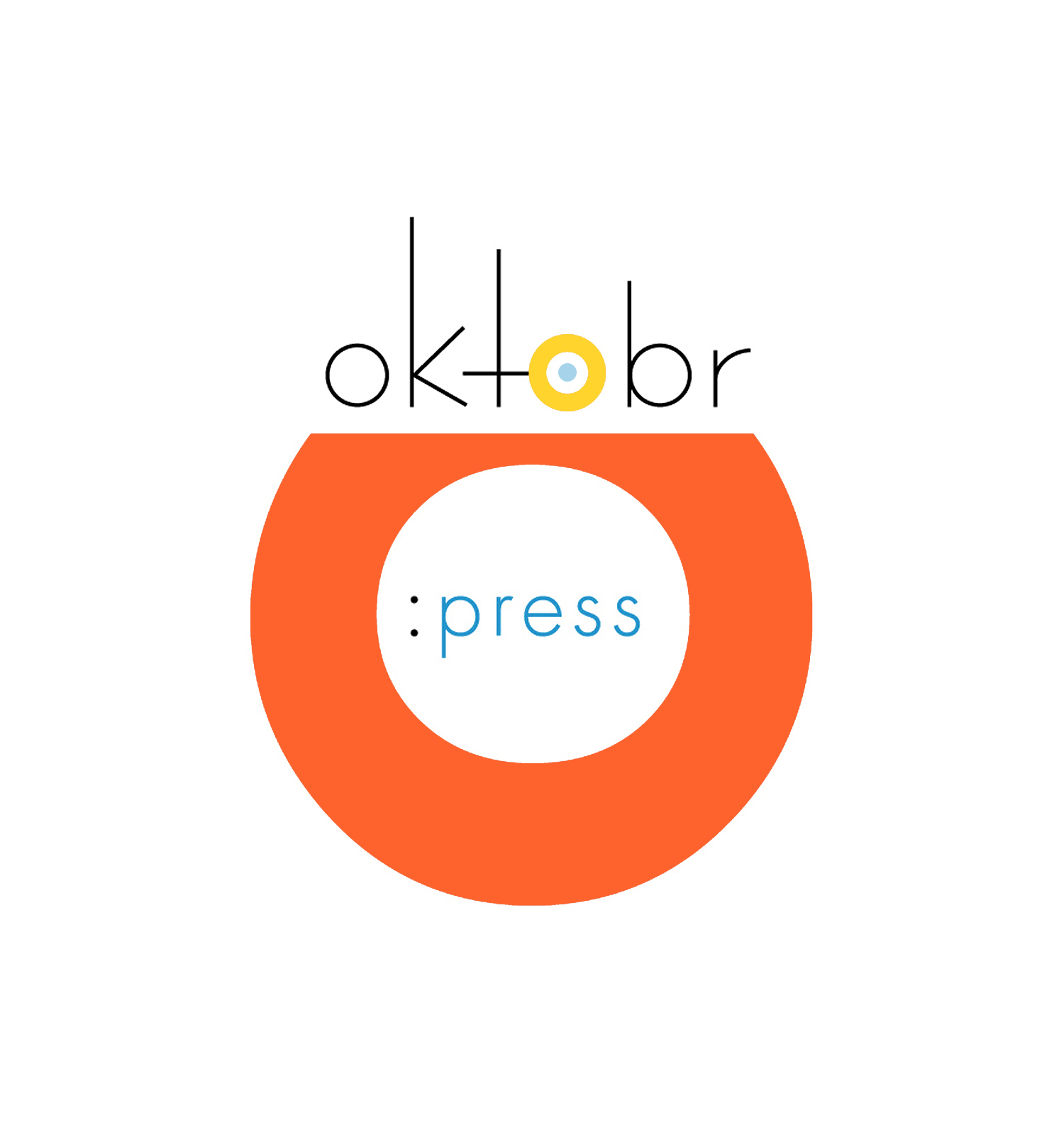 OKTOBR PRESS LOGO   |   public relations firm