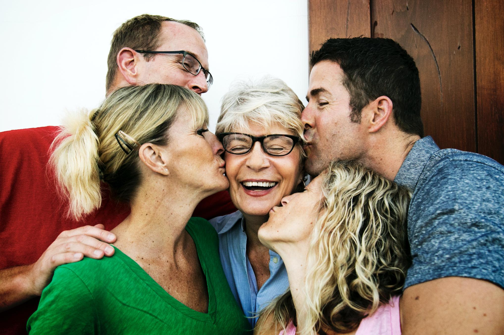 GIVENS FAMILY, 2016