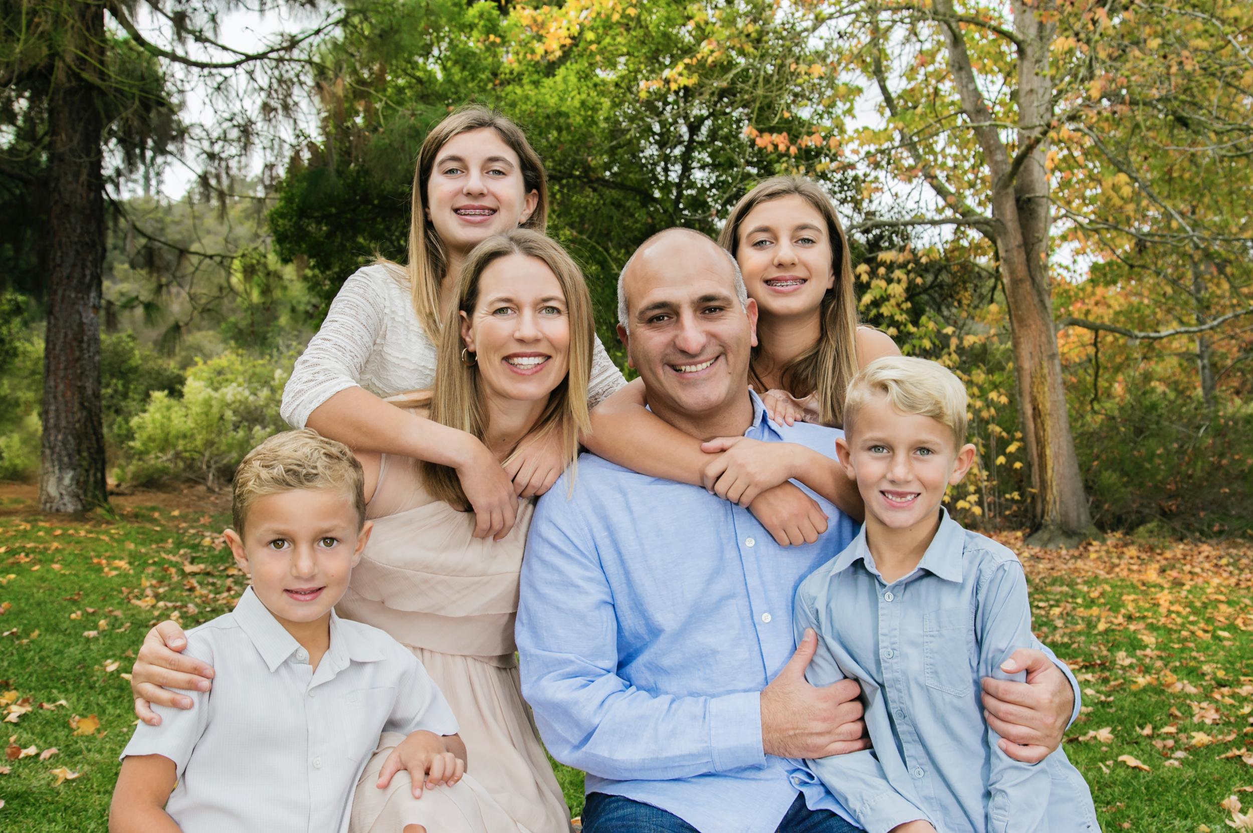 MAHBOUBI FAMILY