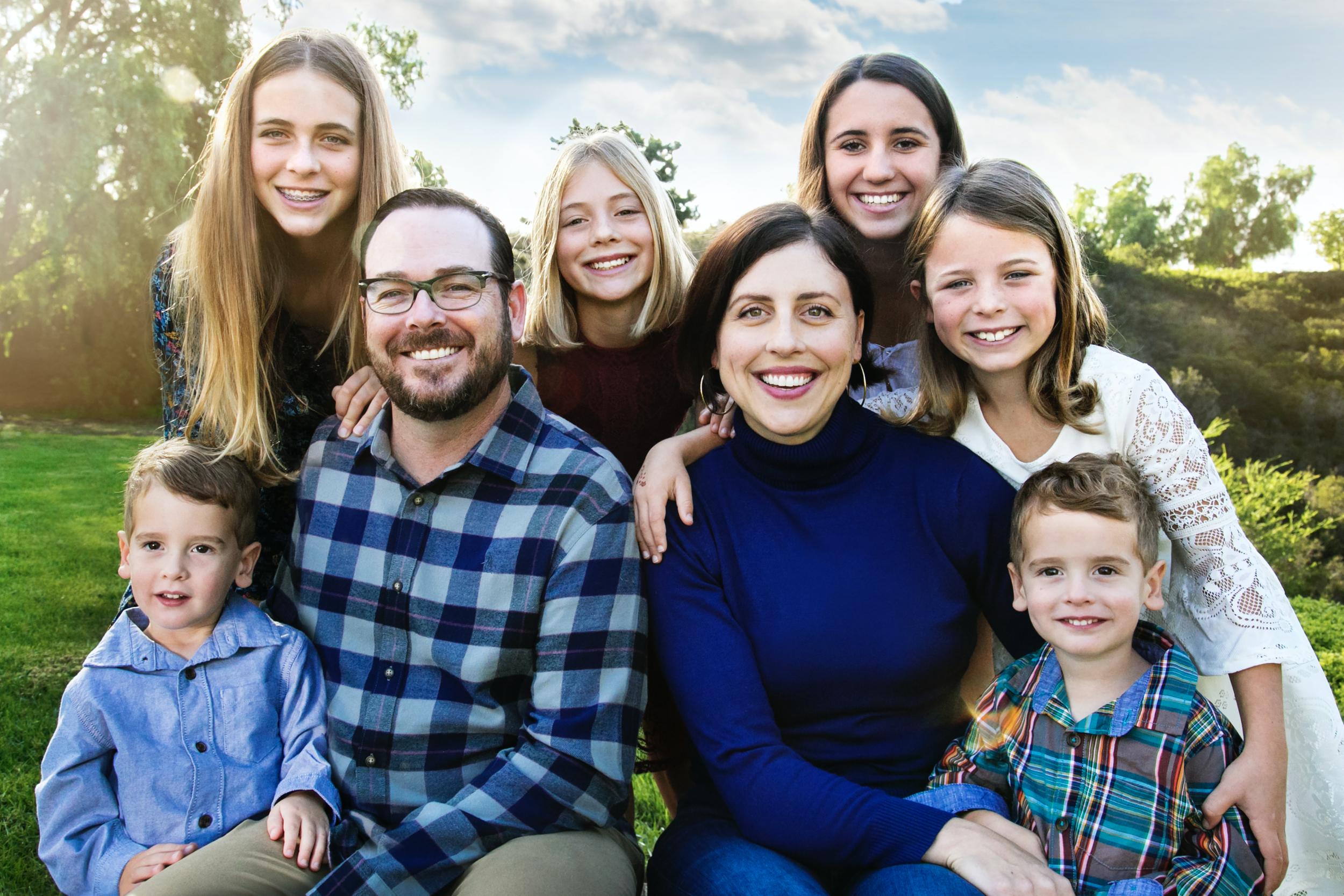 McCRARRY FAMILY