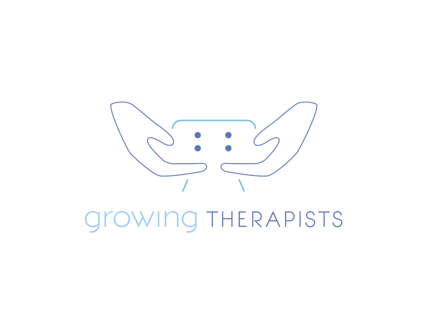 GROWING THERAPISTS LOGO   |   a private practice helping therapists brand their businesses to build their own successful private practices.